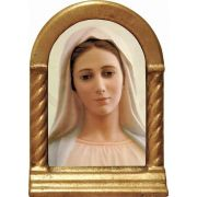 Our Lady of Medjugorje Desk Shrine