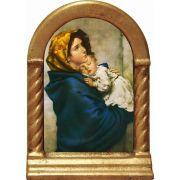 Madonna of the Streets Desk Shrine