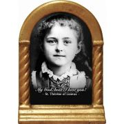 Saint Therese (child) Desk Shrine