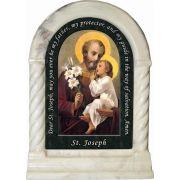 Saint Joseph (Younger) Prayer Desk Shrine