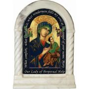 Our Lady of Perpetual Help Prayer Desk Shrine