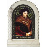 Saint Thomas More Prayer Desk Shrine