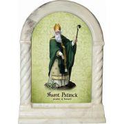 Saint Patrick Desk Shrine