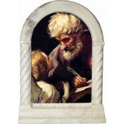 Saint Matthew and the Angel Desk Shrine