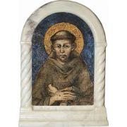 Saint Francis of Assisi Desk Shrine