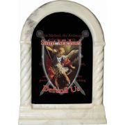Saint Michael Defend Us Desk Shrine