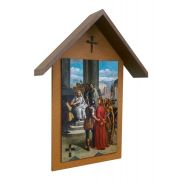 Bertucci Stations of the Cross Outdoor Church Shrine (Set of 14)