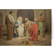 Chambers' Nativity Christmas Cards (25 Cards)