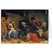 Adoration of the Magi by Alexandre Caminade Christmas Cards (25 Cards)