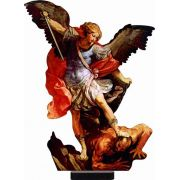 Saint Michael the Archangel Standee Cut-Out