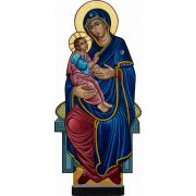 Our Lady of Good Health Standee Cut-Out