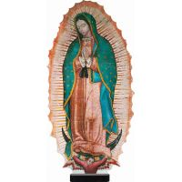Our Lady of Guadalupe Standee Cut-Out