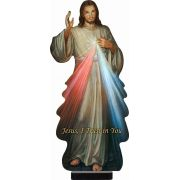 Divine Mercy Standee Cut-Out