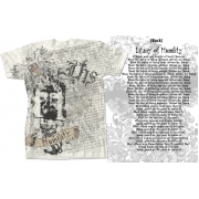 Litany of Humility Full Color T-Shirt