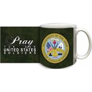 US Army Ceramic 11 oz 11 Oz Mug