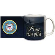 US Coast Guard Ceramic 11 Oz Mug