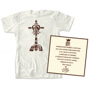 Scapular Natural Pre-Shrunk T-Shirt