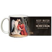 Garden of Gethsemane (Keep Watch) Ceramic 11 Oz Mug