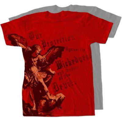 Saint Michael Full T-Shirt -  - F189