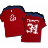 Football Style Trinity T-Shirt