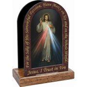 Divine Mercy Prayer Table Organizer (Vertical)