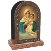 Schoenstatt Madonna Table Organizer (Vertical)