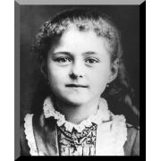 Saint Therese (Child) Wall Plaque