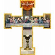 First Communion (Last Supper) Wall Cross