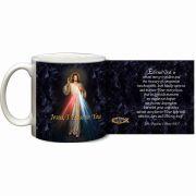 Divine Mercy Ceramic 11 oz 11 Oz Mug