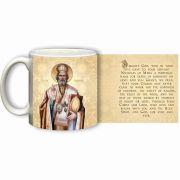 Saint Nicholas Ceramic 11 Oz Mug