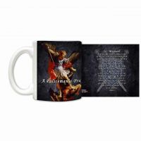 Saint Michael Police Officer's Prayer 11 Oz Mug