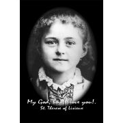 St. Therese of Lisieux (child) Removable Image Plate