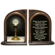 Chalice with Host Bookends