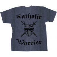Catholic Warrior T-shirt for Kids