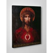 For God So Loved the World Gallery Wrapped Canvas Wall Art