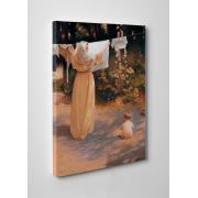 Polish Madonna Gallery Wrapped Canvas Wall Art