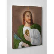 St. Jude Thaddeus Gallery Wrapped Canvas Wall Art