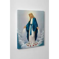 Our Lady of Grace Gallery Wrapped Canvas Wall Art