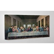Last Supper (Redone) Gallery Wrapped Canvas Wall Art
