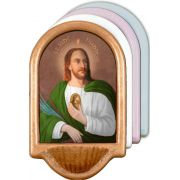 St. Jude Thaddeus Holy Water Font