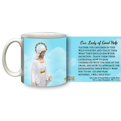 Our Lady of Good Help 11 Oz Mug -  - MUG-633