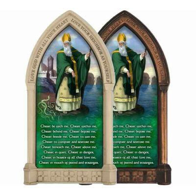 St. Patrick Home Doorpost Blessing -  - MZ-1403