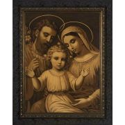 Holy Family (Antique) Framed Art