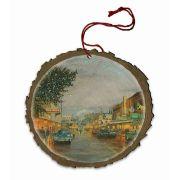 Weirton Memories Wood Ornament