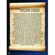 Nicene Creed High Quaity Glossy Poster