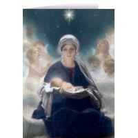 Star of Bethlehem Christmas Cards - Color (25 Cards)