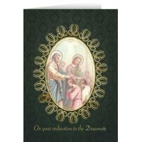 Apostles' Diaconate Ordination Greeting Card