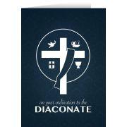 Diaconate Ordination Greeting Card