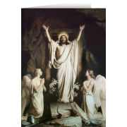 The Resurrection by Bloch Easter Season Greeting Card (6 PK)