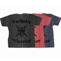 Catholic Warrior Children's T-Shirt